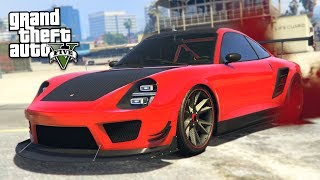 GTA 5 - NEW SUPER SPORTS CAR