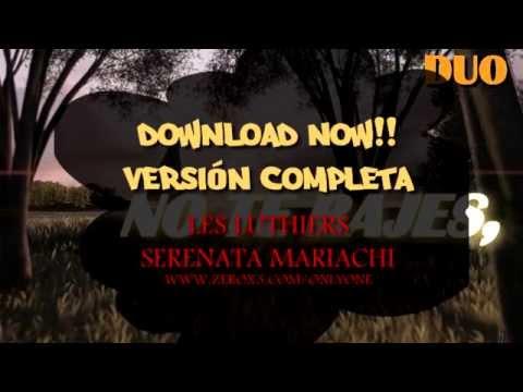 Serenata Mariachi - Les Luthiers - Karaoke (Cover) Instrumental (OnlyOne)