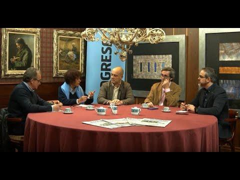 P.3. Rodríguez Pazos, Rozas, Expósito y Ramudo, en la tercera entrega de Foro Lucense