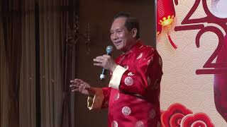 20200220, Paul Ng CNY Party, 加拿大風水大師, 伍子明, 新春晚宴, Paul Ng Presentation