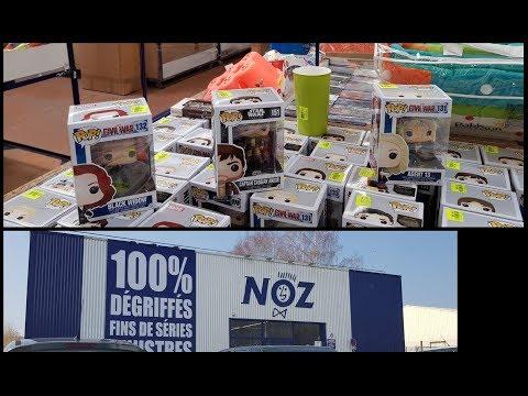 #noz Les pop figurines sont chez NOZ / + un petit coucou 🖐 ( Saint-Souplet le 26 mars 2018)