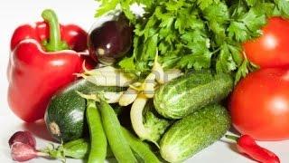 Летний овощной салат с кус -кусом ВИДЕО-РЕЦЕПТ Быстро, полезно и вкусно