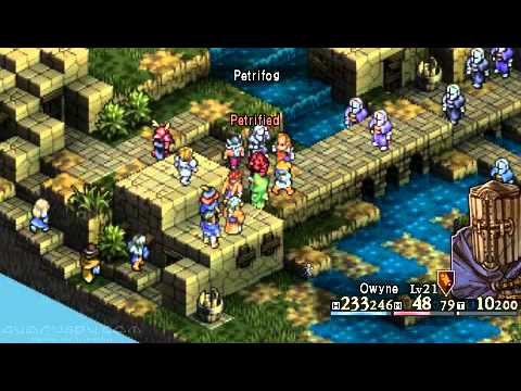 Tactics Ogre One Vision: The Guide – Niche Games, Great Mods