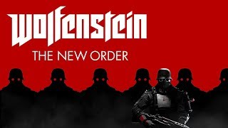 Wolfenstein  The New Order PC Gameplay 1080P 60FPS with download link