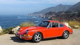 1970 Porsche 911T Restoration Project