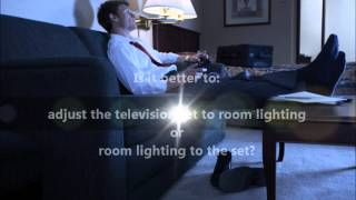 York Eyecare Associates - Watching TV In The Dark