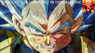 Episodio 126 completo DB super sub ita HD