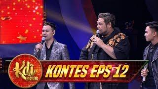Master Igun: Abi BEST Banget, Cute Ulala Berkilau - Kontes KDI Eps 12 (21/8)