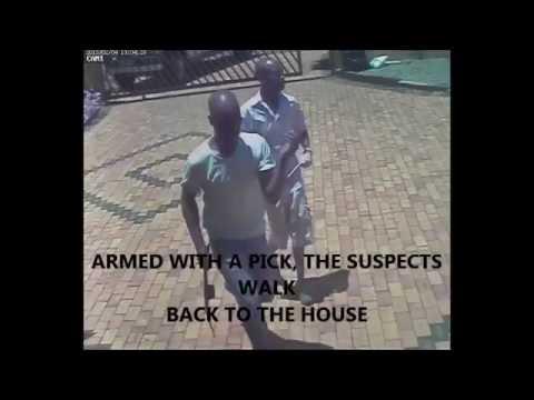 Daylight robbery caught on CCTV