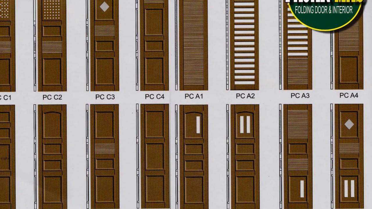 PINTU GARASI FOLDING GATE ROLLING DOOR – PVC | JAKARTA.BEKASI, BOGOR ...
