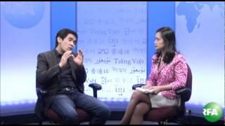 Trúc Hồ trả lời phỏng vấn RFA