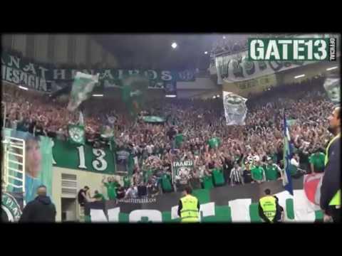 Panathinaikos Fans Horto Magiko - metacafe.com