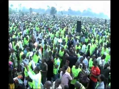 Christian Revival Meeting in Nigeria [SD] 360documentaries, ABC RN