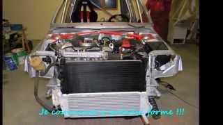 R5 GT Turbo avec moteur Mégane RS