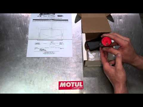 Project Import: Aeromotive Stealth Fuel Pump #11141 340 LPH