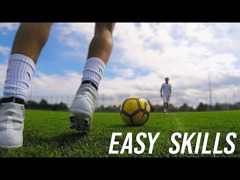 5 EASY SKILLS THAT STRIKERS MUST USE!