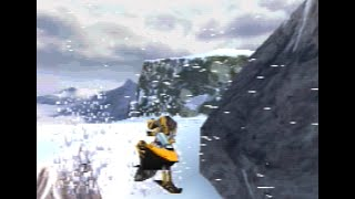 Sled Storm (Track 4) Eagle Ridge [PS1]