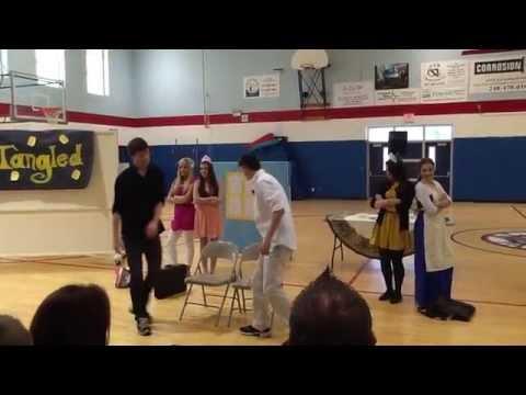 Livingston Christian Schools - 8th Grade Chapel Presentation - Part 1