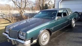 1985 Riviera Review (FWD E Body Platform)
