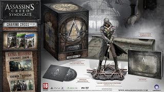 Assassin's Creed: �������� - ������������� ������� Charing Cross (unboxing)