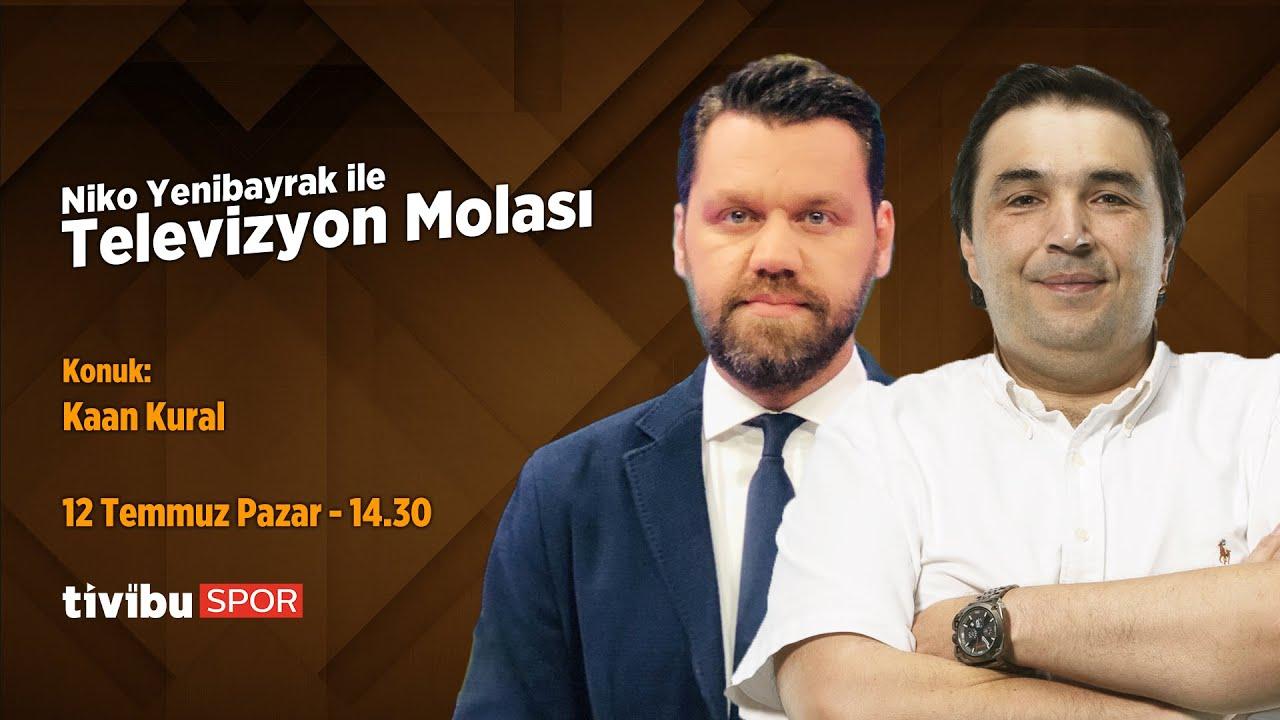 Fenerbahçe Beko Transferler, Basketbol Gündemi | Niko Yenibayrak & Kaan Kural | Televizyon Molası