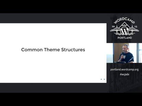 Alex Mansfield: Building Extensible Themes With Hooks And Filters