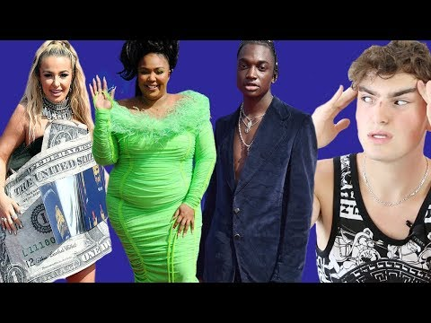 MTV AWARDS 2019 ROAST (more tana more problems + rickey thompson delivers) thumbnail