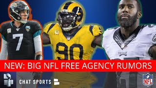NFL Free Agency Tracker: Latest Signings, Trades & Cuts From Day 3 Of 2020 NFL Free Agency