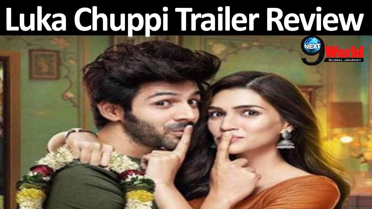 Image result for luka chuppi trailer review