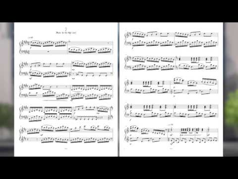 21st Century Piano Music: 3 Pieces of New York - by Aaron Goold - Performed by Ashley Hoe