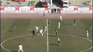 Torku Konyaspor 3-3 Adana Demirspor (10.02.2013) PTT 1. Lig 21. Hafta