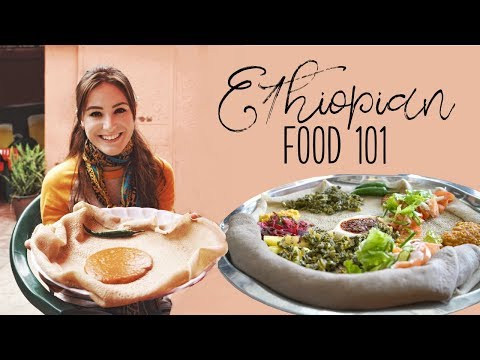 Introduction To Ethiopian Food and Coffee | Injera, Shiro Wot and More