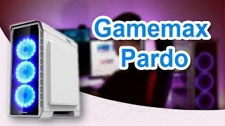 Обзор игрового корпуса GameMax Pardo