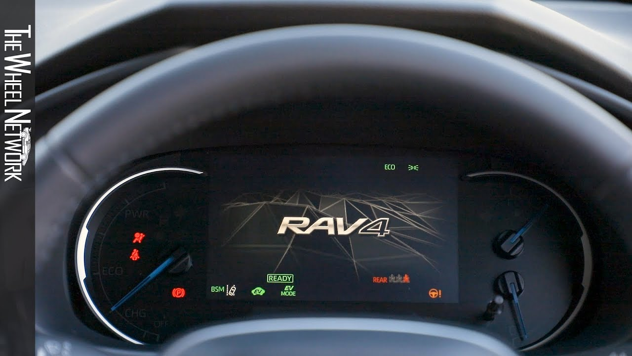 2019 Toyota Rav4 Cruiser Interior Australia Youtube