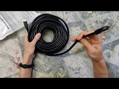 Кабель Cablexpert HDMI - HDMI v1.4 20 м (CC-HDMI4-20M)