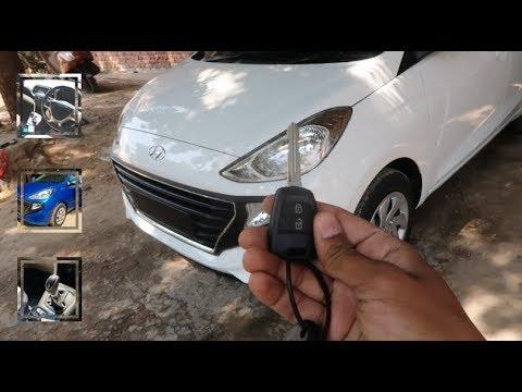 Hyundai SANTRO 2018 detail Video.