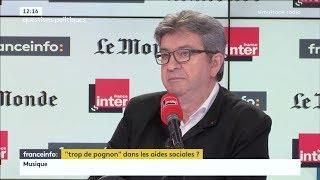 «MACRON EST UN EXTRÊME-LIBÉRAL» - Mélenchon