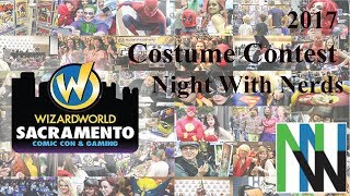 NWN Wizard World Costume Contest 2017