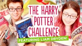 The Harry Potter Challenge // With Liam Dryden!