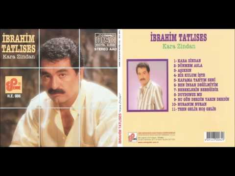 Ibrahim Tatlises - Kara Zindan (1988) - Nuranim Nuran