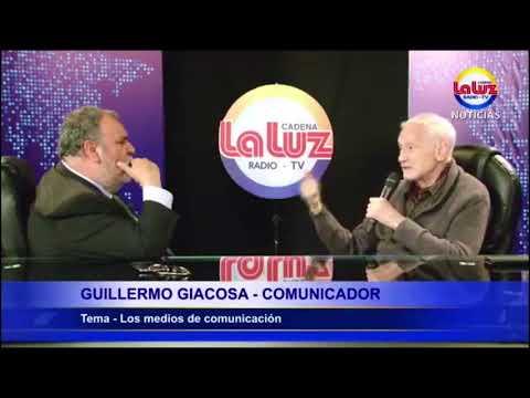 ENTREVISTA CON GUILLERMO GIACOSA