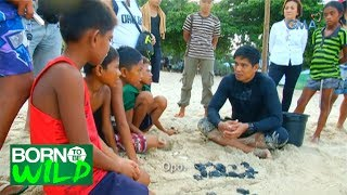 Born to Be Wild: Amihan boys and girls conserve marine life in Mati, Davao