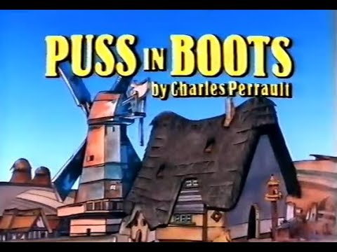 Puss in Boots - Classic Fairy Tale by Charles Perrault - 1980's Version