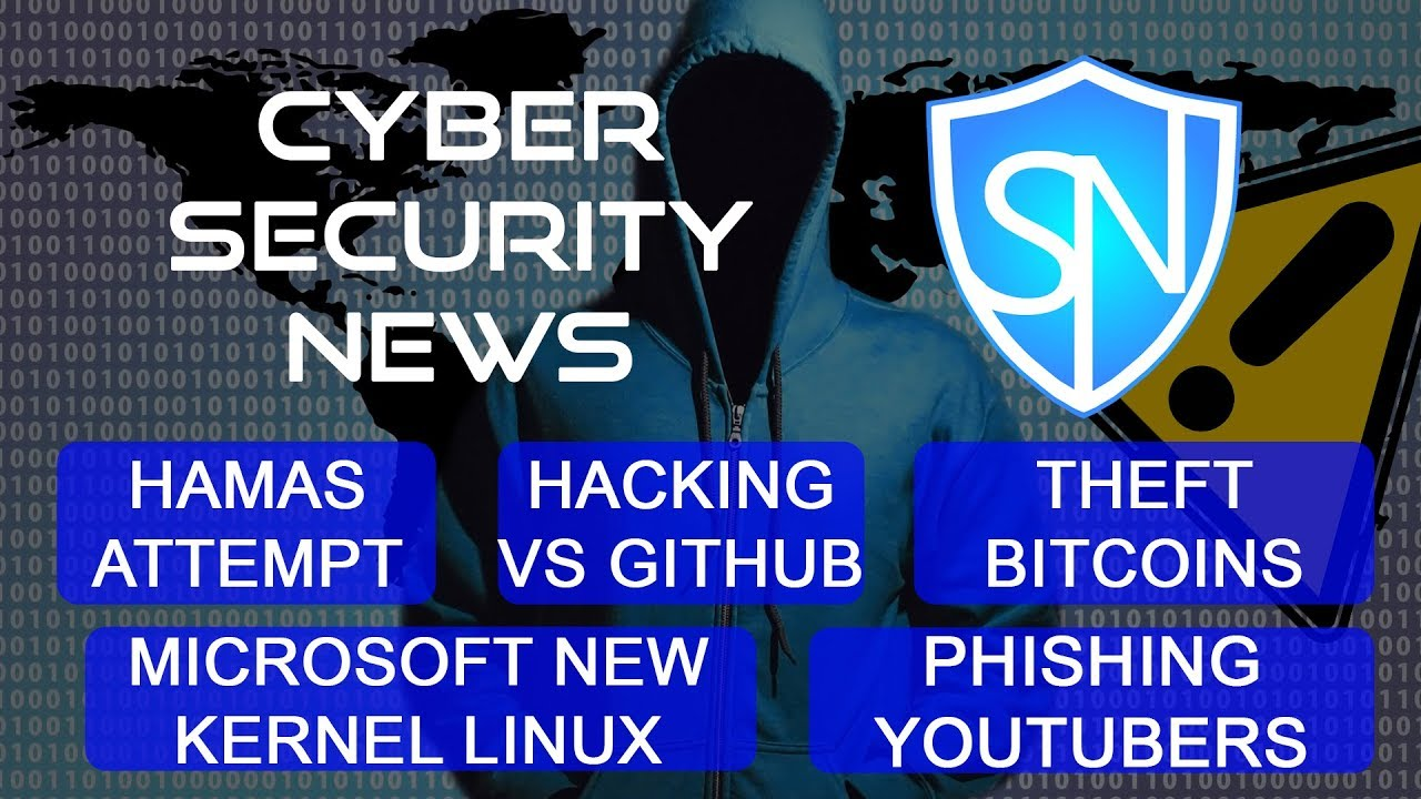 Top cyber security news   16 May 19