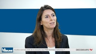 La Tribune : Quelles sont les clefs de la réussite des PME familiales italiennes?