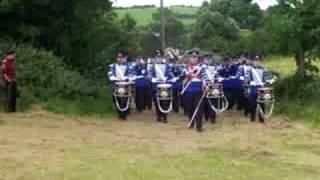 Brookeborough Flute Band 2 @ Donegal Twelfth 2008
