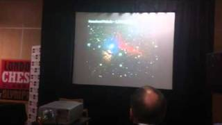 Chess World.net: Astronomy Lesson! GM John Nunn  - Horsehead Nebula - Knight in space!