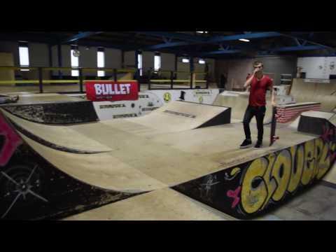 Terminal 1 Skatepark - First Look - 2016