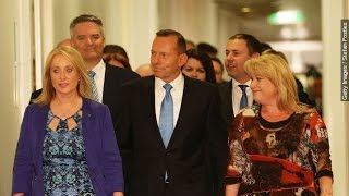 Tony Abbott Voted Out As Australian Prime Minister - Newsy