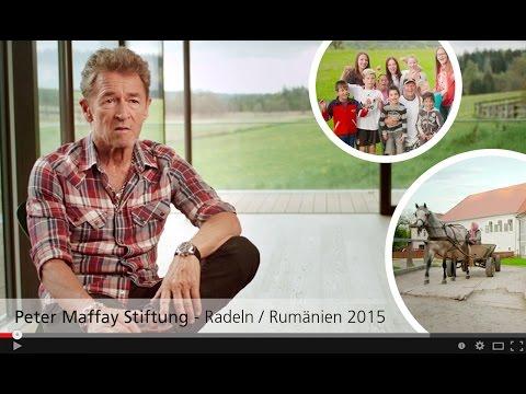 Peter Maffay Stiftung • Fundația Tabaluga: Stiftungsfilm 2015 (DE)